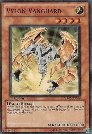 Yu-gi-oh Vylon-deck (Yu-Gi-Oh! - Vylon Vanguard - Hidden Arsenal 5 - Unlimited - Super Rare [Toy])