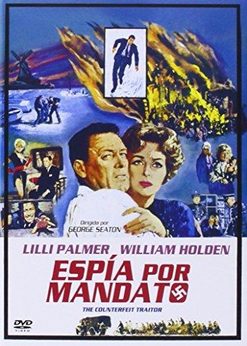 The Counterfeit Traitor - ESPÍA POR MANDATO - George Seaton - William Holden.