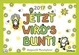 Sheepworld 2017 - ohne dich ist alles doof Kalender, Cartoonkalender, Broschürenkalender - 42 x 29,7 cm