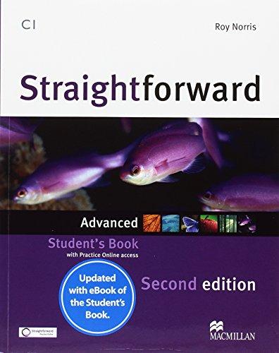 STRAIGHTFWD Adv Sb (ebook) Pk 2nd Ed (Straightforward) por Roy Norris