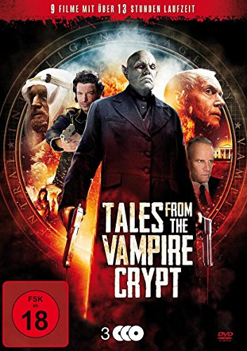 Tales from the Vampire Crypt [3 DVDs]