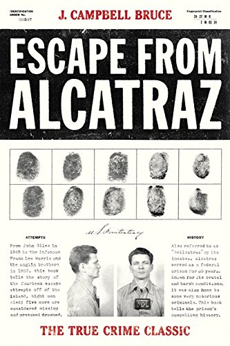 Escape From Alcatraz por J.Campbell Bruce
