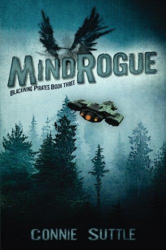 MindRogue: Volume 3 (BlackWing Pirates)
