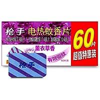 Moskito Killer Plug In Refill Starke Tabletten - 60Pk Lavendel Duft preisvergleich bei billige-tabletten.eu