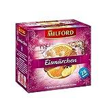 MILFORD Eismärchen Früchtetee mit Glühwein-Aroma 28 Beutel à 2.5 g, 6er Pack...