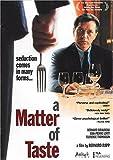 A Matter of Taste (Une affaire de goût) [Import USA Zone 1]