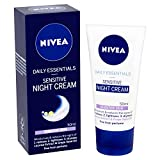 Best Nivea Face Washes - Nivea Daily Essentials Sensitive Face Night Cream, 50 Review