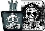 Herren-Eau de Parfum: KINGS EDITION/BLACK SKULL TOTENKOPF: 80ml, maskuliner Duft