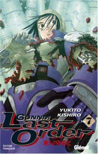 Gunnm Last Order Vol.7