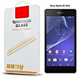 SONY XPERIA Z2 TEMPERED GLASS SCREEN PROTECTOR FROM GADGET BOXX