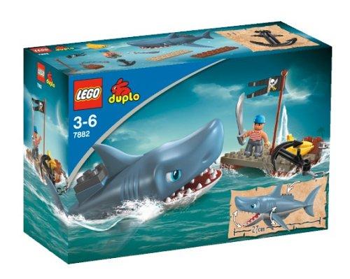 LEGO Duplo 7882 - Piraten  Haiangriff