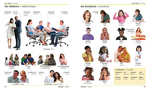 French-English Bilingual Visual Dictionary (Dk Visual Dictionaries)