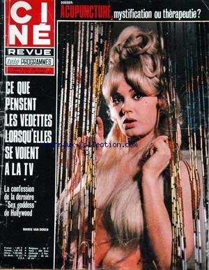 CINE TELE REVUE [No 42] du 21/10/1971 - ...
