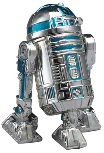 R2-D2 silver anniversary 2002 TRU Exclusive MENTA [imported from Germany]