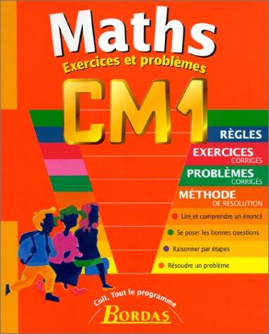 PROBLEMES CM1 (Ancienne Edition) par Collectif