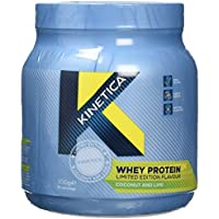 Kinetica Whey Protein Flavoured Powder, 300 g, Coconut and Lime