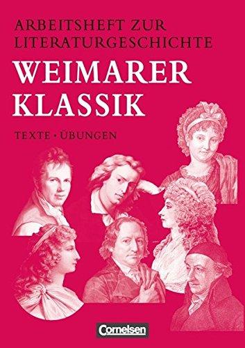 Arbeitshefte zur Literaturgeschichte, Weimarer Klassik