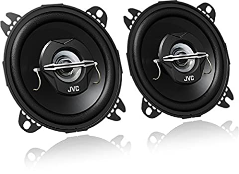JVC CS-J420X Haut-parleurs coaxiaux (10 cm, 2 voies) noir