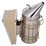 MultiWare Stainless Steel Bee Smoker Beekeeping Smoker