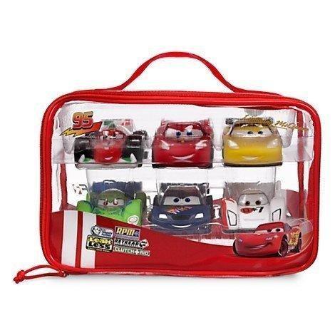Disney Pixar Cars Bath Toy Set 6...