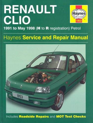 renault-clio-petrol-service-and-repair-manual-haynes-service-and-repair-manuals