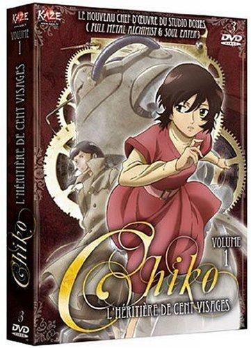 Chiko - l'héritière de 100 visages vol. 1/2