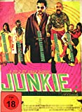 Junkie - Mediabook (Cover E) - Limited Edition - Uncut  (+ DVD) [Blu-ray]