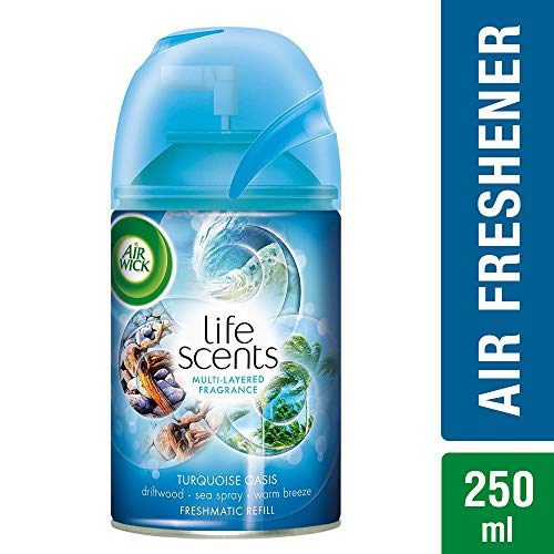 Airwick Freshmatic Refill Life Scents Turquoise Oasis – 250 ml