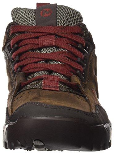 Merrell Herren Annex Trak Gtx Sneaker Braun (argilla)