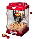 celexon CinePop CP1000 Popcornmaschine mit Edelstahltopf und...