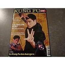"""DRAGON MAGAZINE N°2 !! PRÉSENTE KUNG FU CINÉ LE MAG DU CINÉ D'ACTION """"BRUCE LEE : LE FRELON VERT 50e ANNIVERSAIRE"""""""