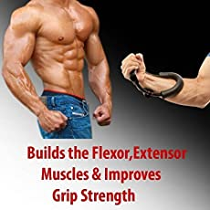 Skyfun Adjustable Strength Forearm Wrist Dual Direction Forward and Reverse Strengthener Exerciser Gripper Upper Arm Workout ABS Training