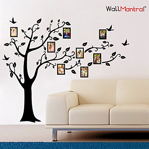Wall Mantra Photo Frame (Vinyl, 48 (width) X 40 (height) inches,Multicolor