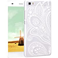 Huawei P8 Lite,Cover Huawei P8 Lite Rigida,Asnlove