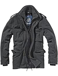 Brandit M65 Voyager Wool, Chaqueta para Hombre