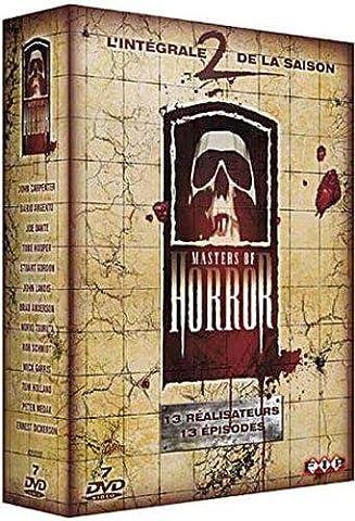 Masters of horror, intégrale de la saison 2