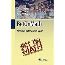 BetOnMath: Azzardo e matematica a scuola