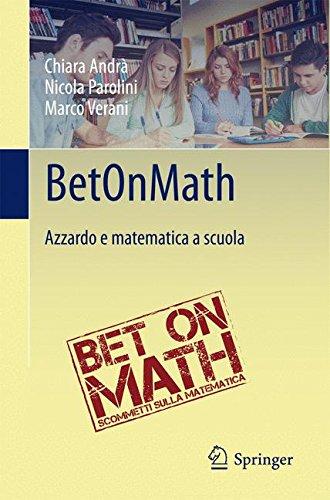 BetOnMath. Azzardo e matematica a scuola