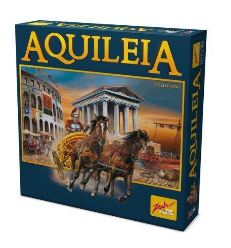 Zoch 601105007 - Aquileia, Familienspiel (Spartan Krieg 300)