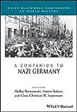 A Companion to Nazi Germany (Wiley Blackwell Companions to World History)