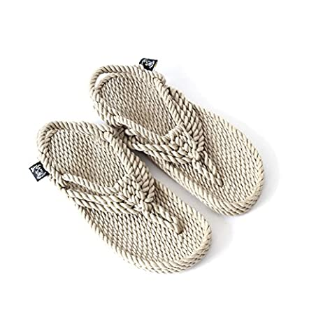 Nomadics Jester Women Rope Sandals Camel, 39