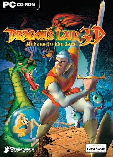 Dragons Lair 3D: Return to the Lair