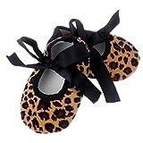 Recuerdos de Bautizo Niña, Zolimx  Niños Bebé Bowknot Leopardo Impresión Zapatos Recién Nacidos...
