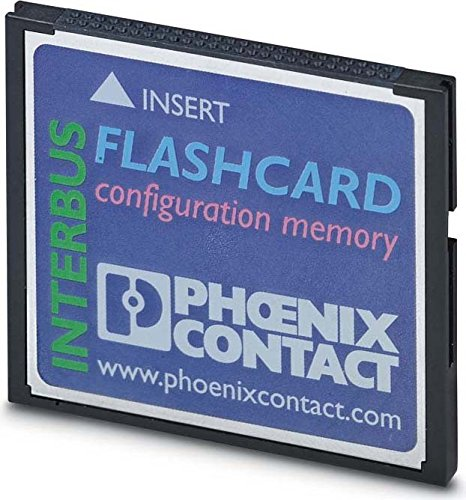 Phoenix CF FLASH 2 GB - RAM-Programm/Konfiguration Komfort Flash 2 GB (2gb Cf)