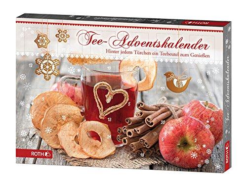 """Produktbild bei Amazon - Roth Tee-Adventskalender """"Für Dich"""", 1er Pack (1 x 36 g)"""
