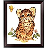 Preisvergleich für logres Cute Animal 5D Diamant Stickerei Gemälde Kreuzstich DIY Craft Home Decor