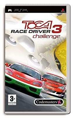 TOCA Race Driver 3 Challenge (PSP) from Codemasters  Limited