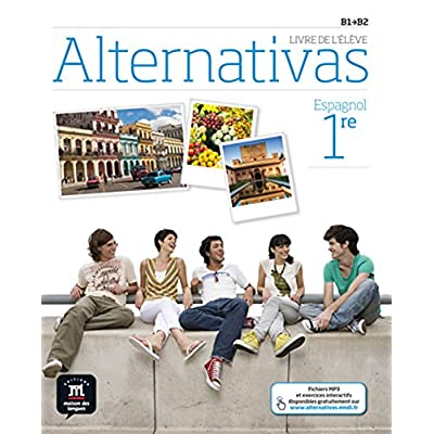 Alternativas 1re 1dvd 1 Cd Audio Pdf Complete