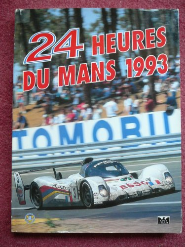 24 HEURES DU MANS 1993