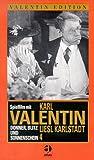 Karl Valentin/Liesl Karlstadt 4: Donner, Blitz und Sonnenschein [VHS]